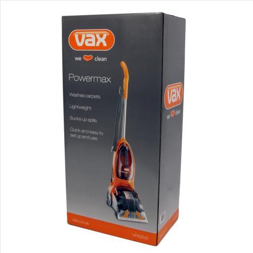 Vax 500w Rapide Spring Carpet Washer Or119200000386749 Jpg